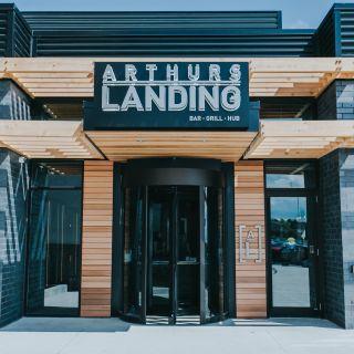 A photo of Arthurs Landing restaurant