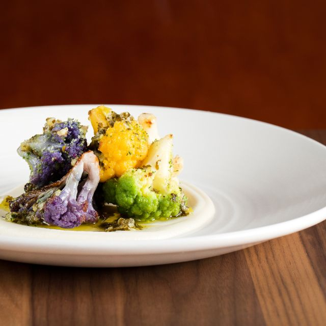 Cauliflower Romanesco - Scarpetta, New York, NY
