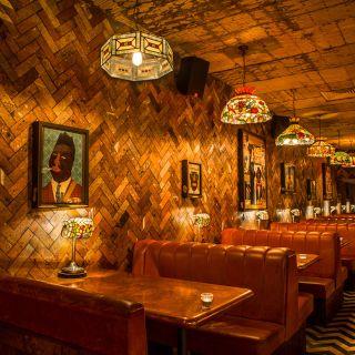 A photo of Blues Kitchen Brixton restaurant