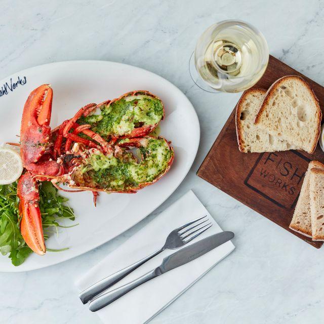 Lobster- - Fishworks - Marylebone, London