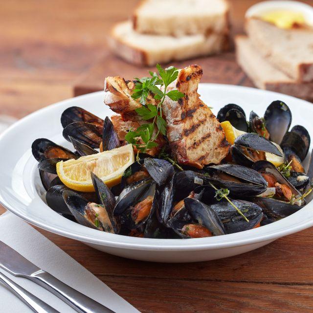 Mussels- - Fishworks - Marylebone, London