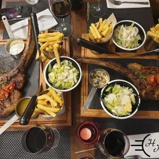 A photo of Heaven's Kitchen Mediterranean Steak House restaurant