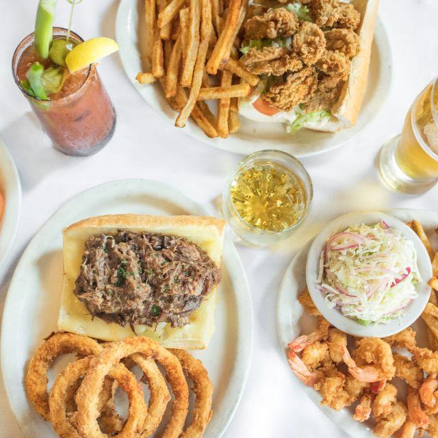 Eugene's Gulf Coast Cuisine Restaurant - Houston, TX | OpenTable