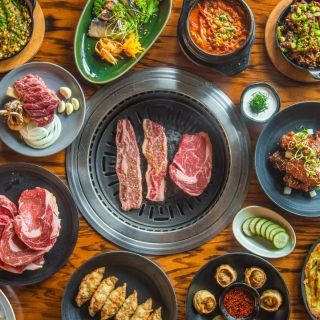 A photo of PERILLA | korean american fare restaurant