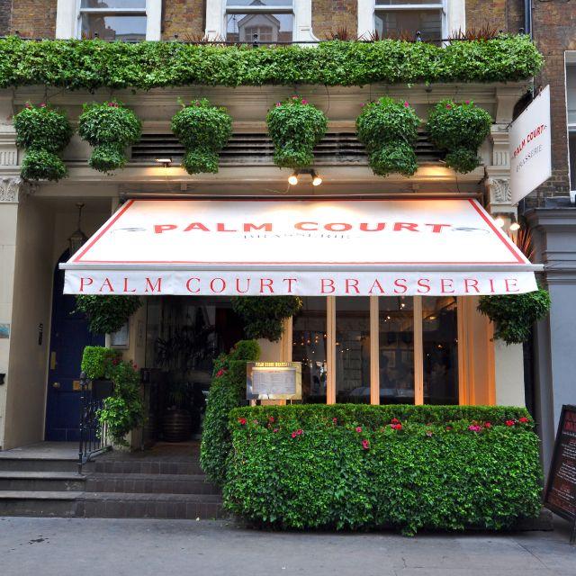 Palm Court Brasserie, London