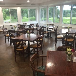 The Restaurant at The Woodford Club