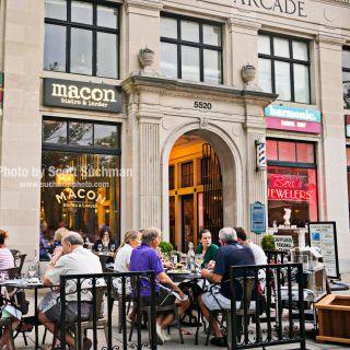 A photo of Macon Bistro & Larder restaurant