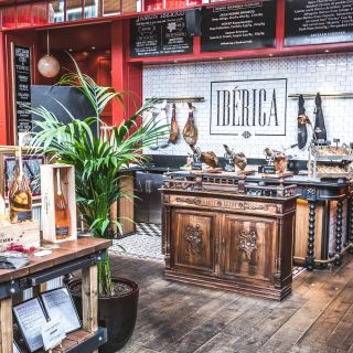 A photo of Iberica Manchester restaurant