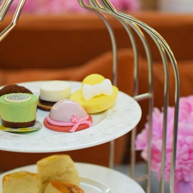 Afternoon Tea at The Sheraton Grand London, London