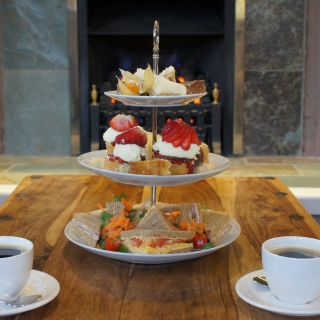 Afternoon Tea at Philipburn Hotel
