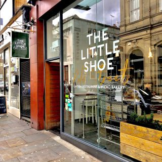A photo of The Little Shoe restaurant