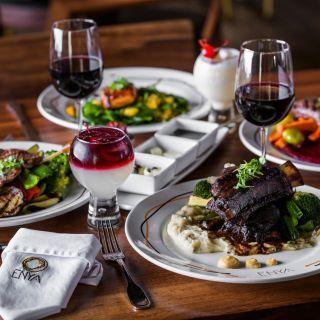 Una foto del restaurante Enya Restaurante