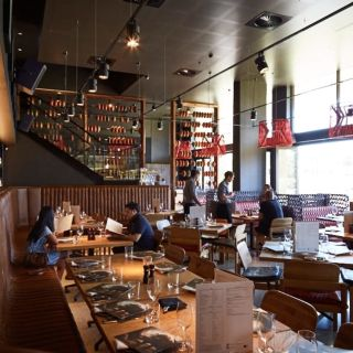 A photo of The Meat & Wine Co - Parramatta restaurant