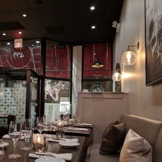 A photo of Chez Benoit Bistro restaurant