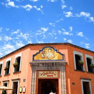 A photo of Fonda Cholula restaurant