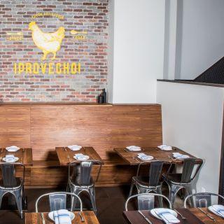 A photo of Limon Rotisserie - Valencia restaurant