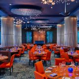 Todd English's bluezoo at the Walt Disney World Dolphin Resort Private Dining
