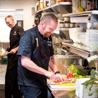 A photo of Primus Restaurant restaurant
