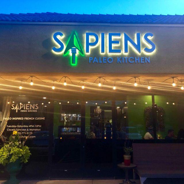 Restaurant Sapiens Paleo Kitchen Scottsdale Az Opentable