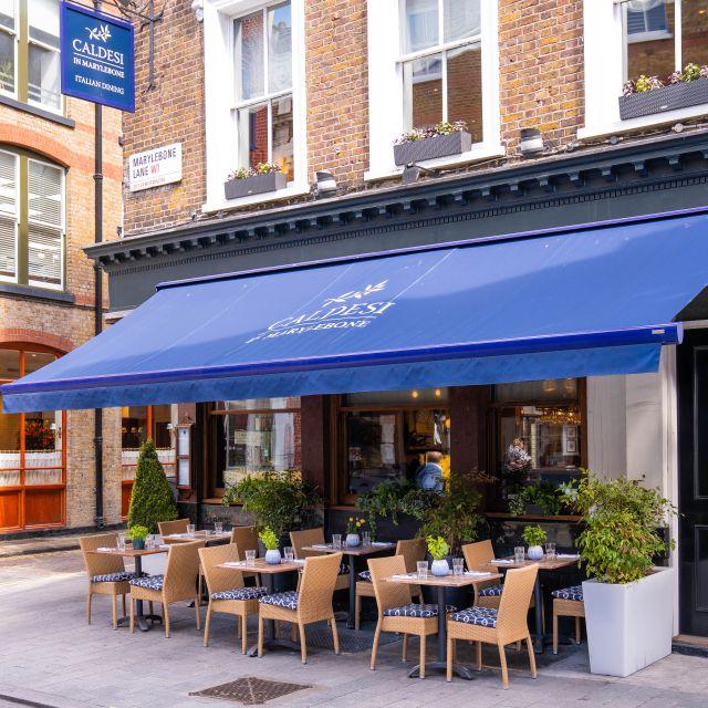 Caldesi in Marylebone - London,   OpenTable