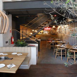 A photo of Midam restaurant
