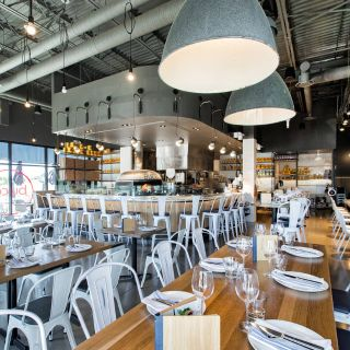 A photo of Buco Pizzeria + Vino Bar - Windermere restaurant