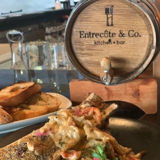 Una foto del restaurante Entrecôte & Co