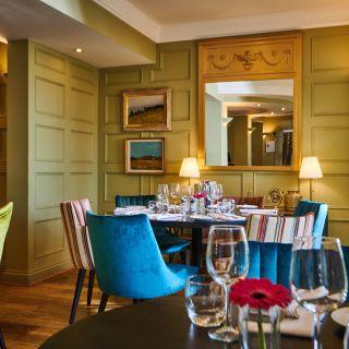 County Hotel, Samphire Restaurant