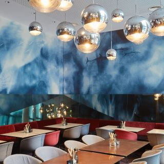 A photo of H2O im Scandic Hamburg Emporio restaurant