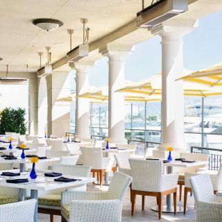 A photo of Waterline restaurant