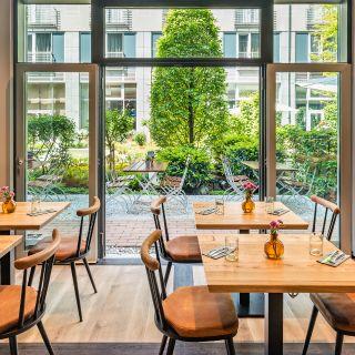 Una foto del restaurante Irmi Restaurant München