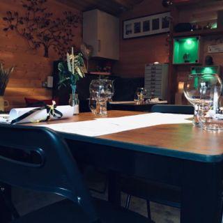 A photo of Vegan Buddha restaurant