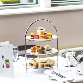 Afternoon Tea at Norton House Hotel