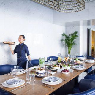 Celsius Restaurant - voco Dubai Hotel