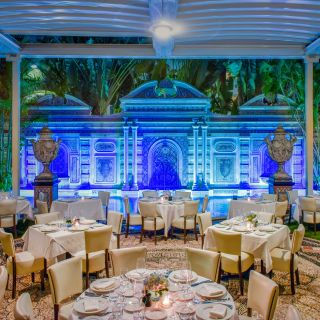 Gianni's at the Former Versace Mansion