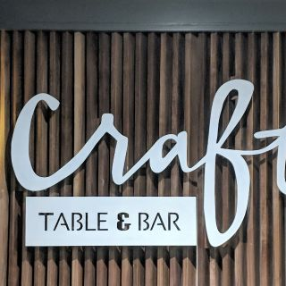A photo of Craft Table & Bar - Worcester restaurant
