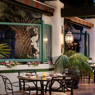 A photo of Cafe Bahia - Bahia Hotel restaurant