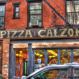 A photo of The House of Pizza & Calzone restaurant