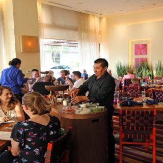 A photo of Rosa Mexicano - DC restaurant