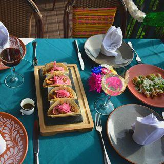Una foto del restaurante La Destileria - Cancun