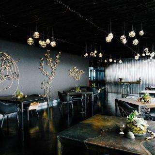 Een foto van restaurant Vue de monde