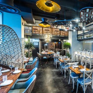 A photo of Agora Tysons restaurant