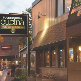 A photo of Four Brothers Cucina restaurant