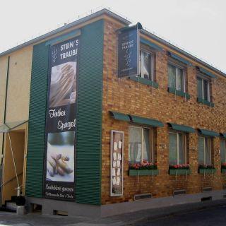 A photo of Steins Traube restaurant