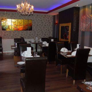 A photo of The Schooner Hotel restaurant