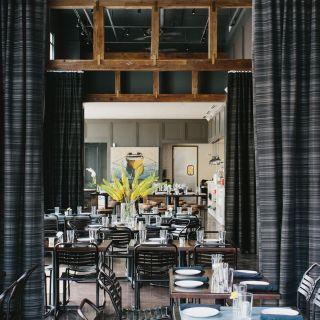 A photo of Saltyard restaurant