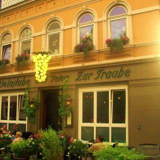 A photo of Zur Traube restaurant