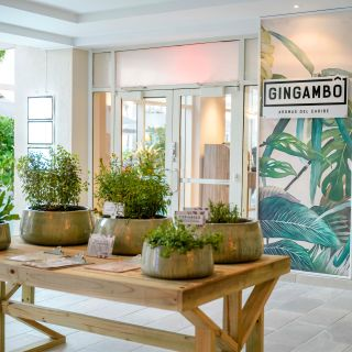 Gingambô – San Juan Marriott Resort & Stellaris Casino