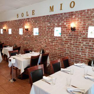 A photo of Sole Mio Ristorante Italiano restaurant