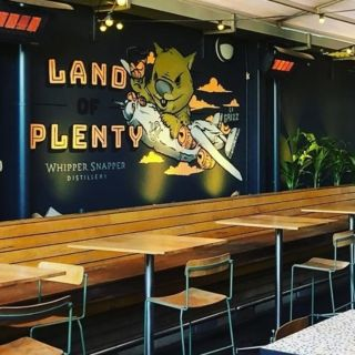 A photo of Land of Plenty restaurant